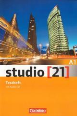 Studio 21 A1 - Testheft -  AA.VV. - Cornelsen