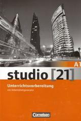Studio 21 A1 - Profesores -  AA.VV. - Cornelsen