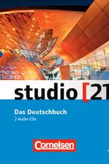Studio 21 A2 CD-Audio MP3 -  AA.VV. - Cornelsen