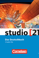 Studio 21 A2 CD-Audio MP3 -  AA.VV. - Cornelsen