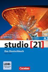Studio 21 A2 - Libro de curso -  AA.VV. - Cornelsen