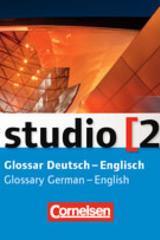 Studio 21 A2 - Glosario -  AA.VV. - Cornelsen