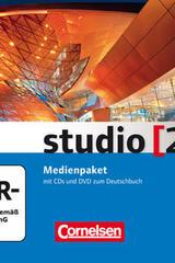 Studio 21 A2 - Medienpaket CD+DVD -  AA.VV. - Cornelsen