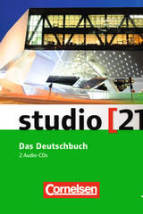 Studio 21 B1 CD-Audio MP3 -  AA.VV. - Cornelsen
