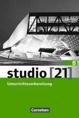 Studio 21 B1 profesores -  AA.VV. - Cornelsen