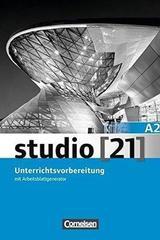 Studio 21 Profesores A2 -  AA.VV. - Cornelsen
