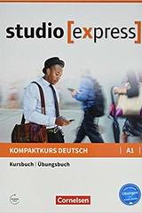 Studio [express] A1 Curso y ejercicios -  AA.VV. - Cornelsen
