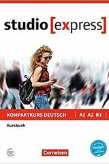 Studio [express] A1-B1 Curso -  AA.VV. - Cornelsen