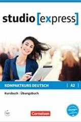 Studio [express] A2 Curso y ejercicios -  AA.VV. - Cornelsen