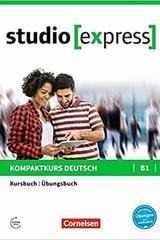 Studio [express] B1 Curso y ejercicios -  AA.VV. - Cornelsen