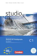 Studio C1 - Libro de curso -  AA.VV. - Cornelsen