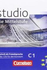 Studio: Die Mittelstufe CD C1 -  AA.VV. - Cornelsen