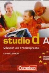 Studio d A1 - CD Rom Unterrichtsvorbereitung interaktiv -  AA.VV. - Cornelsen