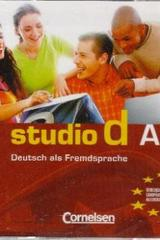 Studio d A1 - CD Audio  -  AA.VV. - Cornelsen