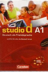 Studio d A1 - DVD -  AA.VV. - Cornelsen