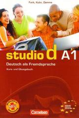 Studio d A1 - Libro de curso -  AA.VV. - Cornelsen