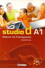 Studio d A1 - Ejercicios -  AA.VV. - Cornelsen