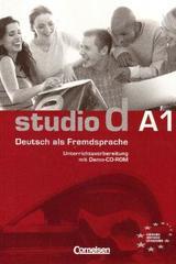 Studio d A1 - Profesores -  AA.VV. - Cornelsen