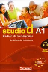 Studio d A1 - MP3 -  AA.VV. - Cornelsen