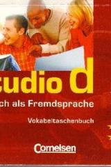 Studio d A1 - Vocabulario -  AA.VV. - Cornelsen