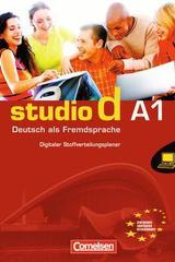 Studio d A1 - CD Rom Digitaler stoffverteilungsplaner -  AA.VV. - Cornelsen