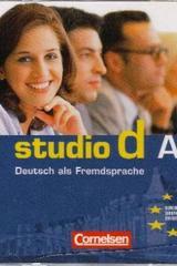 Studio d A2 - CD Audio -  AA.VV. - Cornelsen