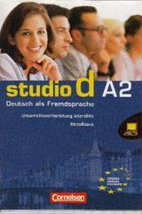 Studio d A2 - CD Rom -  AA.VV. - Cornelsen