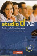 Studio d A2 - DVD -  AA.VV. - Cornelsen
