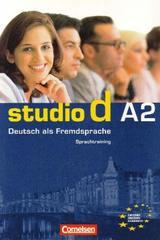 Studio d A2 - Ejercicios -  AA.VV. - Cornelsen