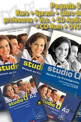 Studio d A2 Paquete 3 - Con todos los complementos. -  AA.VV. - Cornelsen