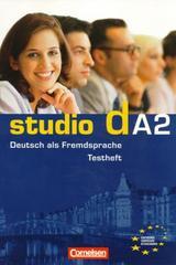 Studio d A2 - Testheft -  AA.VV. - Cornelsen