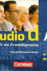 Studio d A2 - Vocabulario -  AA.VV. - Cornelsen