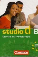 Studio d B1 - CD Audio -  AA.VV. - Cornelsen