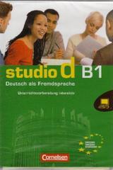 Studio d B1 - CD Rom -  AA.VV. - Cornelsen