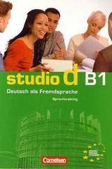 Studio d B1 - Ejercicios -  AA.VV. - Cornelsen