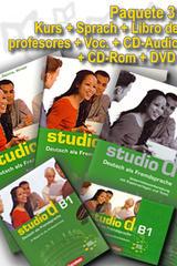 Studio d B1 Paquete 3 - Con todos los complementos. -  AA.VV. - Cornelsen