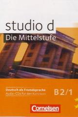Studio d B2 / 1 - CD Audio  -  AA.VV. - Cornelsen