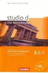 Studio d B2 / 1 - Libro de curso -  AA.VV. - Cornelsen