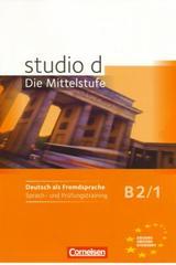 Studio d B2 / 1 - Ejercicios -  AA.VV. - Cornelsen