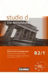 Studio d B2 / 1 - Profesores -  AA.VV. - Cornelsen