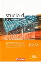 Studio d B2 / 2 - Ejercicios -  AA.VV. - Cornelsen