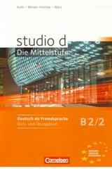 Studio d B2 / 2 - Libro de curso -  AA.VV. - Cornelsen