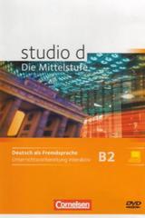 Studio d B2 / 1 + 2 - CD Rom -  AA.VV. - Cornelsen