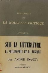 Sur la litterature -  AA.VV. - Otras editoriales