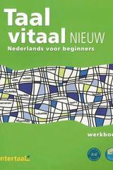 Taal vitaal Nieuw A1-A2 werboek -  AA.VV. - Varios