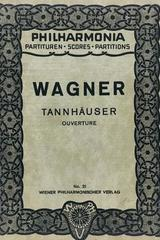 Tannhauser. Ouverture - Richard Wagner -  AA.VV. - Otras editoriales