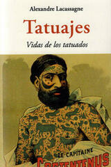 Tatuajes - Alexandre Lacassagne - Olañeta