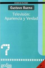 Televisión: - Gustavo Bueno - Editorial Gedisa