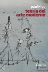 Teoría del arte moderno - Paul Klee - Cactus