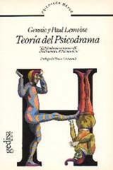 Teoría del psicodrama -  AA.VV. - Editorial Gedisa